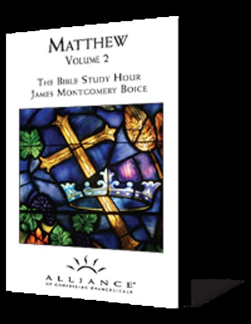 Matthew, Volume 2 (CD Set)