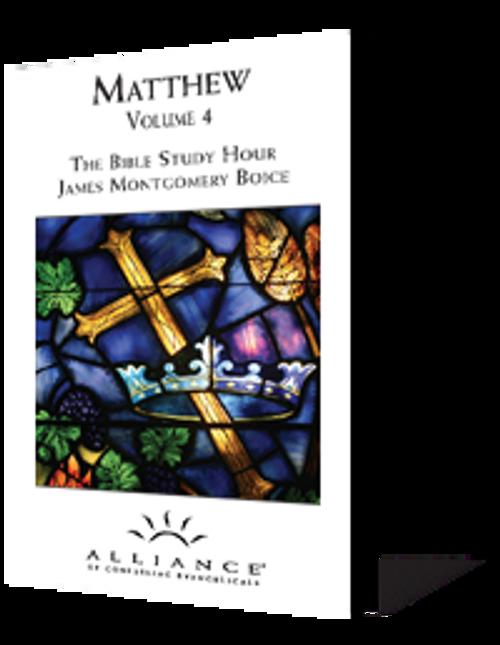 Matthew, Volume 4 (CD Set)