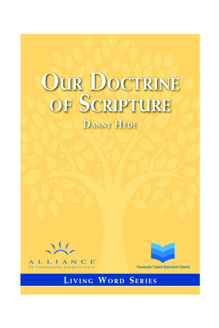 Our Doctrine of Scripture (CD Set)
