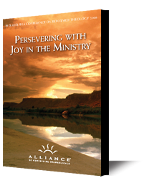 Persevering with Joy in the Ministry (CD Set)