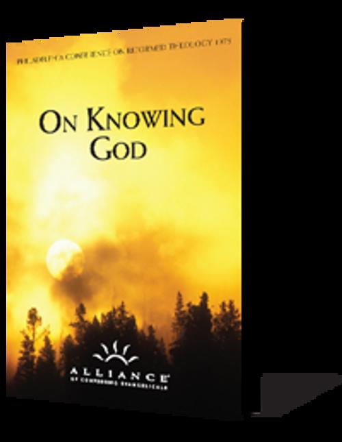 On Knowing God PCRT 1975 (CD Set)