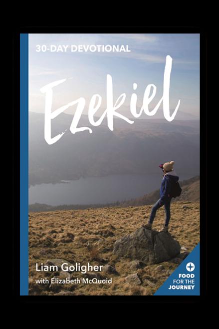 Ezekiel 30-Day Devotional (Paperback)