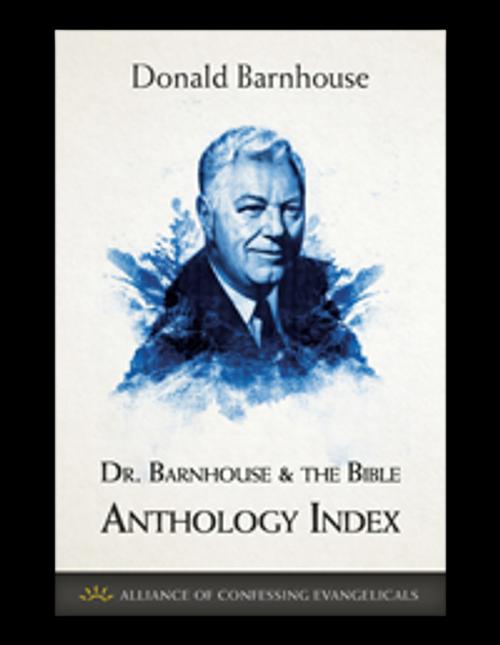 Dr. Barnhouse & the Bible Anthology (USB Drive)