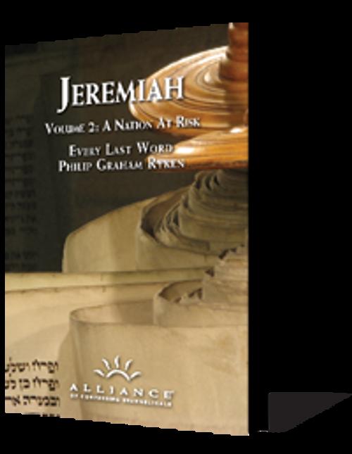 Jeremiah, Volume 2: A Nation at Risk (CD Set)