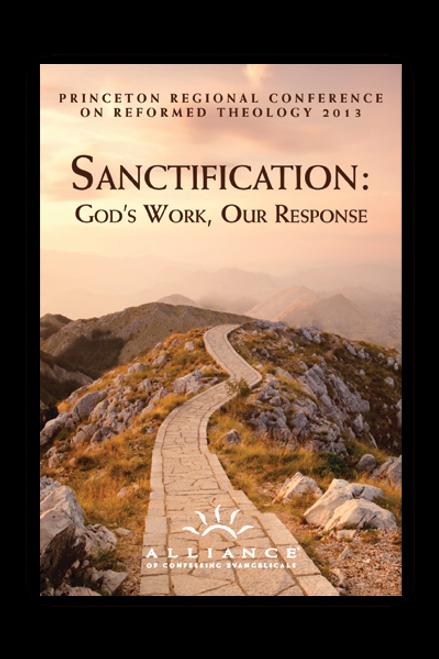 Sanctification: God's Work, Our Response (CD Set)