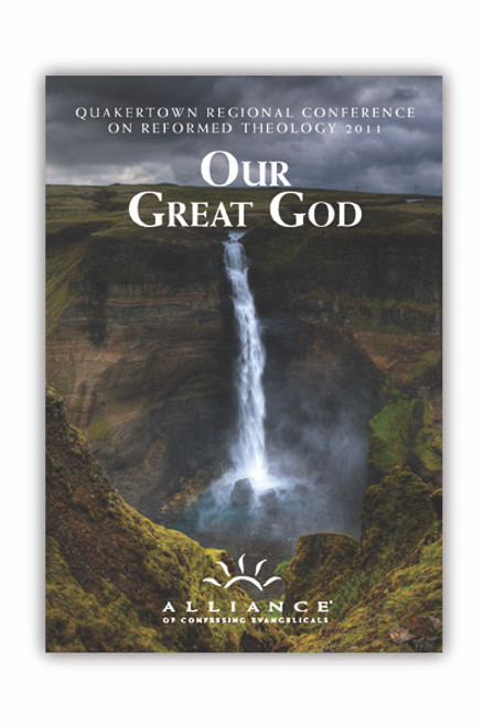 Our Great God (QCRT11)(mp3 Disc)
