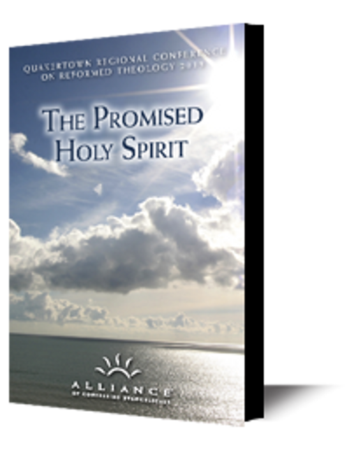 The Holy Spirit and New Creation (QCRT15)(mp3 download)