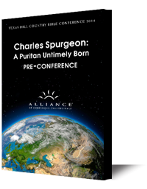 Charles Spurgeon: A Puritan Untimely Born (CD Set)