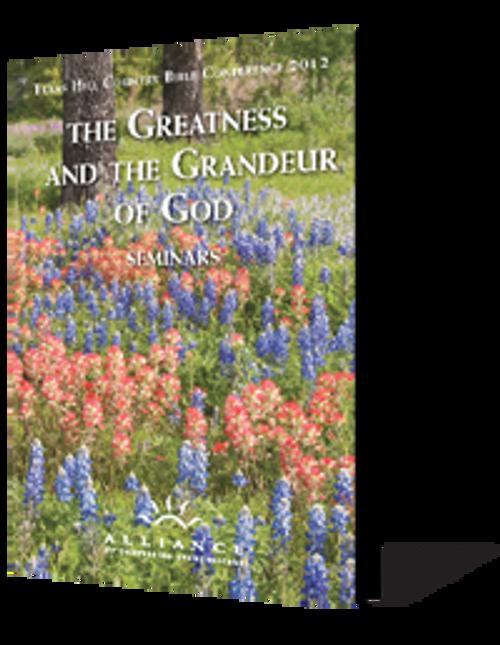 The Greatness and the Grandeur of God - Seminars (CD Set)