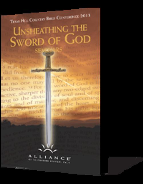 Unsheathing the Sword of God - Seminars (CD Set)