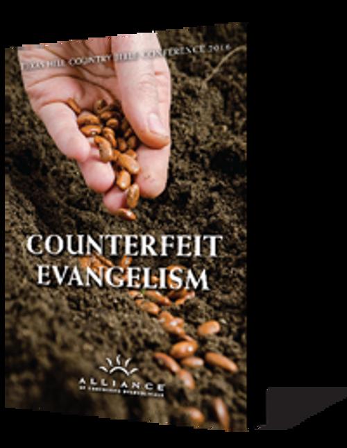 Counterfeit Evangelism (CD Set)