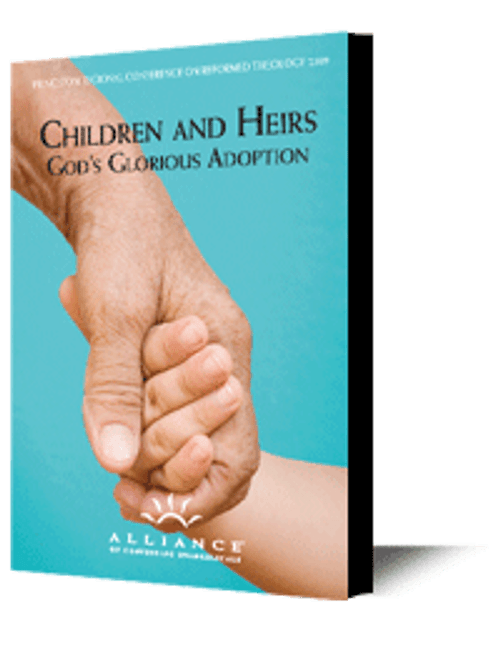 The Glory of the Son's Purchase: The Priveledge and Right of Adoption (mp3 download)