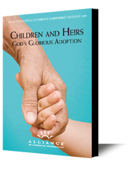 The Glory of the Spirit in Sealing Our Adoption (mp3 download)
