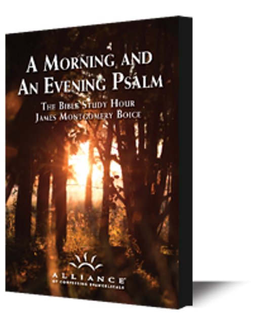 A Morning and An Evening Psalm (CD Set)