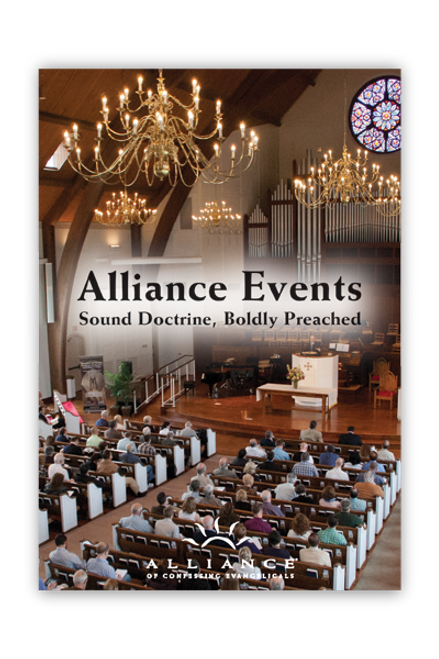 Alliance Events (Booklet)
