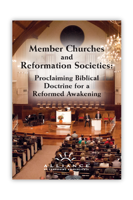 Member Churches and Reformation Societies (pdf download)