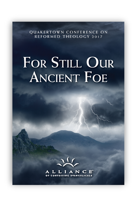 For Still Our Ancient Foe (QCRT17)(mp3 disc)