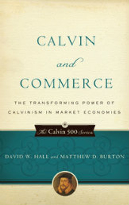 Calvin and Commerce (Paperback)