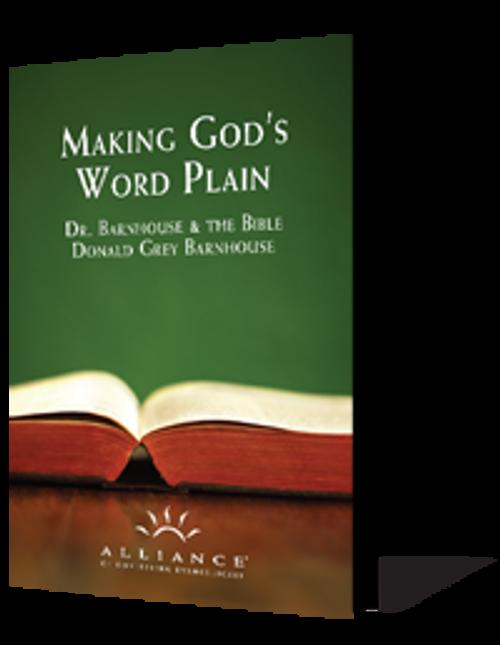 Making God's Word Plain Anthology (CD Set)