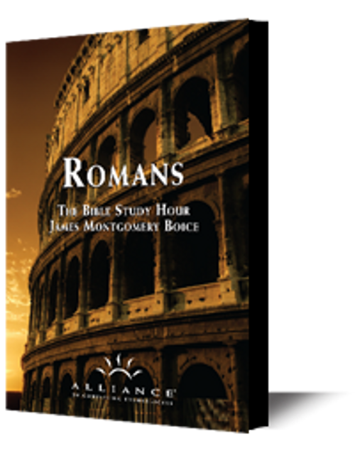 Romans, Volume 4: The Long-Suffering God (mp3 downloads)