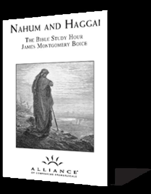 Nahum and Haggai (mp3 download Set)