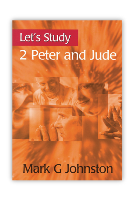 Let's Study 2 Peter and Jude (Paperback)