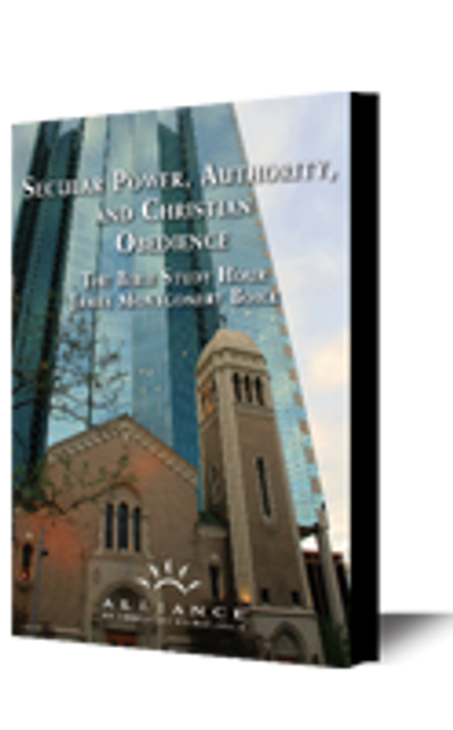 Secular Power, Authority, and Christian Obedience (CD Set)