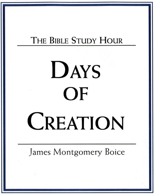 Days of Creation (mp3 download Set)