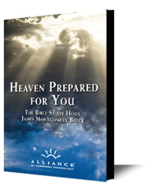 Heaven Prepared for You (mp3 Disc)