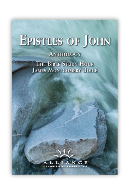 Epistles of John Anthology (Boice)(CD Set)
