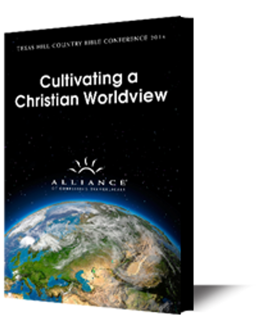 Cultivating a Christian Worldview (mp3 Download Set)