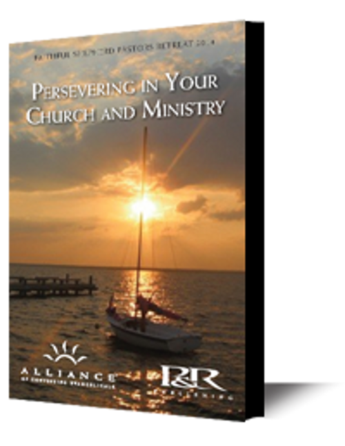 Persevering in Your Church and Ministry - 2014 (mp3 Download Set)