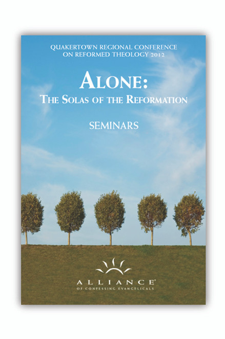 Alone: The Solas of the Reformation (QCRT12)(mp3 Download Set)