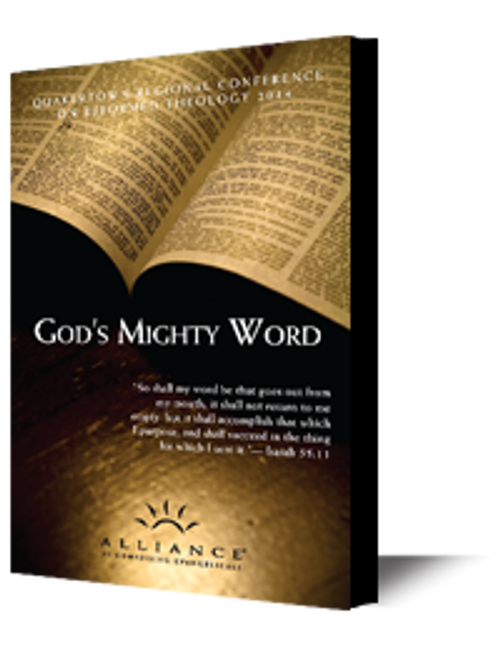 God's Mighty Word (QCRT14)(mp3 Download Set)