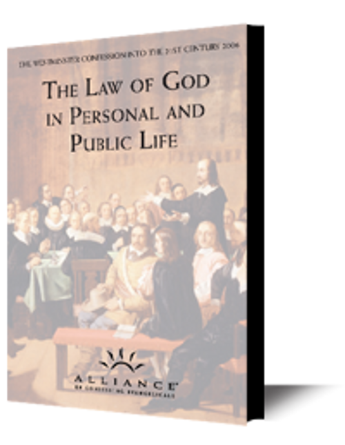 The Law of God in Personal and Public Life (mp3 Download Set)