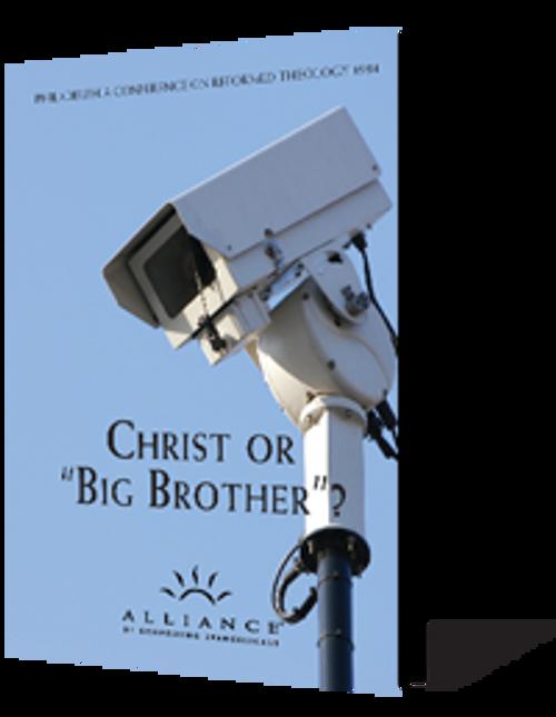 Christ or Big Brother? (mp3 Download Set)