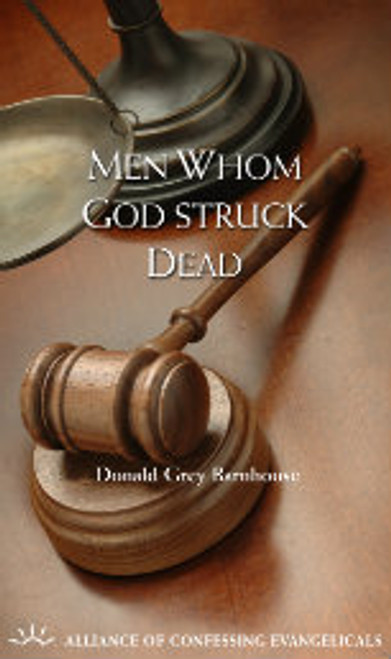 Men Whom God Struck Dead (Booklet)