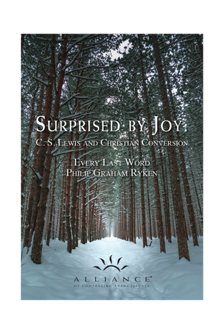 Surprised by Joy: C. S. Lewis and Christian Conversion (mp3 Download Set)