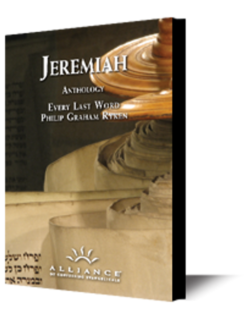 Jeremiah, Volume 3: The Weeping Prophet (mp3 Download Set)