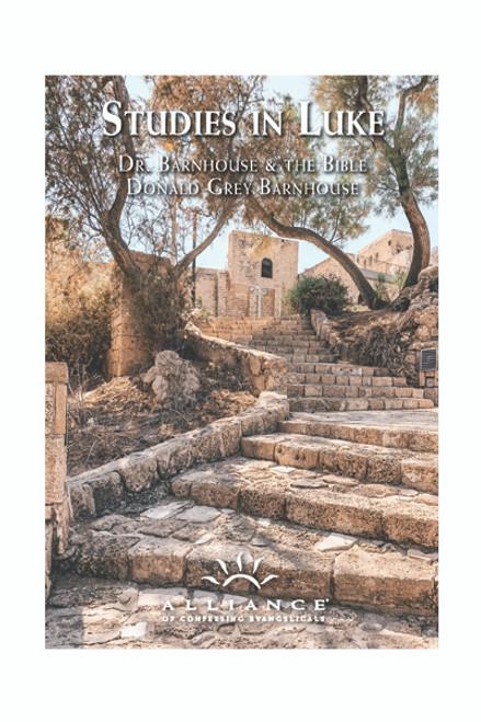 Studies in Luke (Barnhouse)(mp3 Download Set)