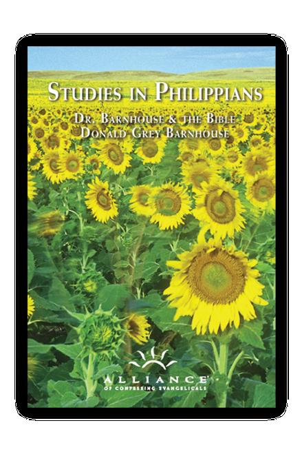 Studies In Philippians (mp3 Download Set)