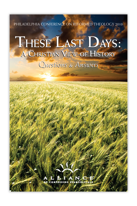 These Last Days: A Christian View of History PCRT 2010 Questions and Answers (PDF)