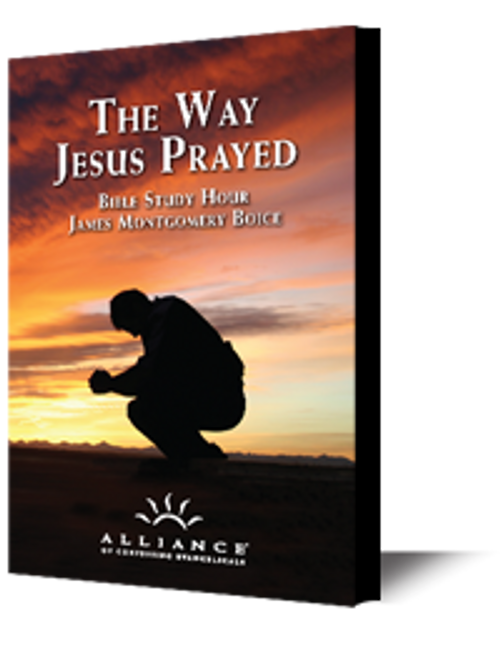 The Way Jesus Prayed (mp3 Download Set)