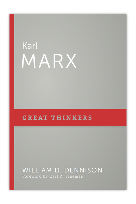 Karl Marx (Great Thinkers)(Paperback)