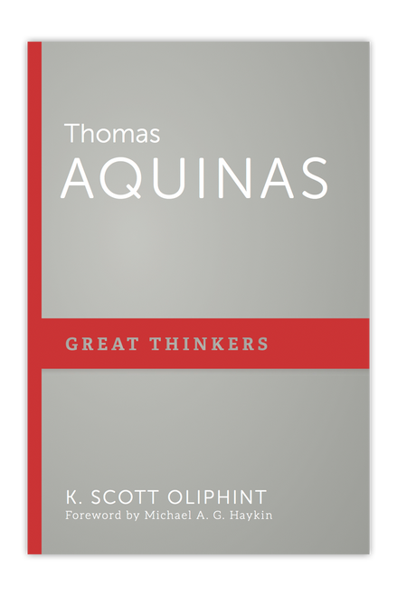 Thomas Aquinas (Great Thinkers)(Paperback