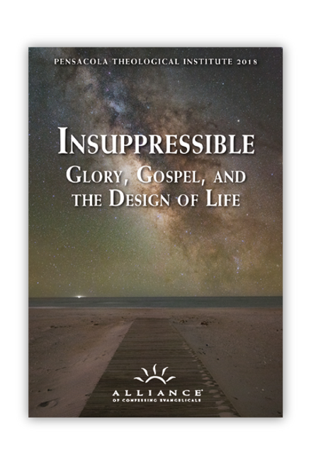 Insuppressible: Glory, Gospel, and the Design of Life (mp3 Disc)
