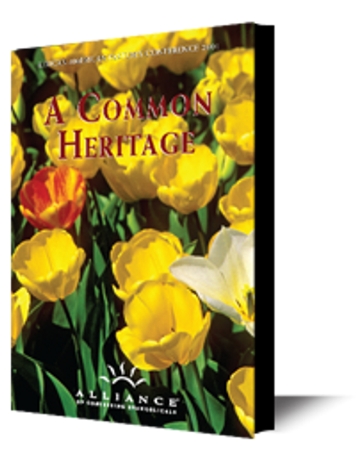 A Common Heritage (mp3 Download Set)