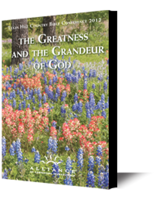 The Greatness and the Grandeur of God (mp3 Download Set)