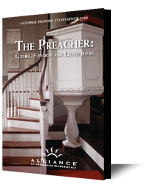 The Preacher: Luther, Edwards, Lloyd-Jones (mp3 Download Set)