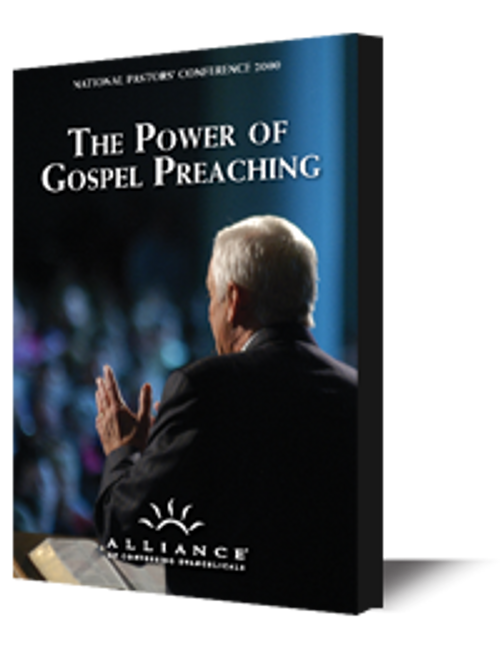 The Sufficiency of Scripture for Expository Preaching (mp3 Download)